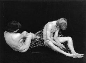 Miłość (Czesławowi Furmankiewiczowi), 1978, fot. K. Jung, G. Kowalski Archiwum Repassage, Muzeum Akademii Sztuk Pięknych w Warszawie