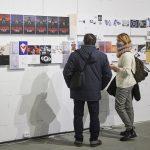 Otwarcie wystawy Postcard form home/Pocztówka zdomu wgalerii Salon Akademii Koneser 13/02/2021 fot.Adam Gut
